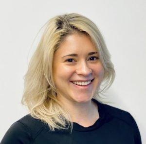 Andreea Zegheanu Team Member
