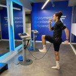 Sprinter Athletics Using EMS Training London