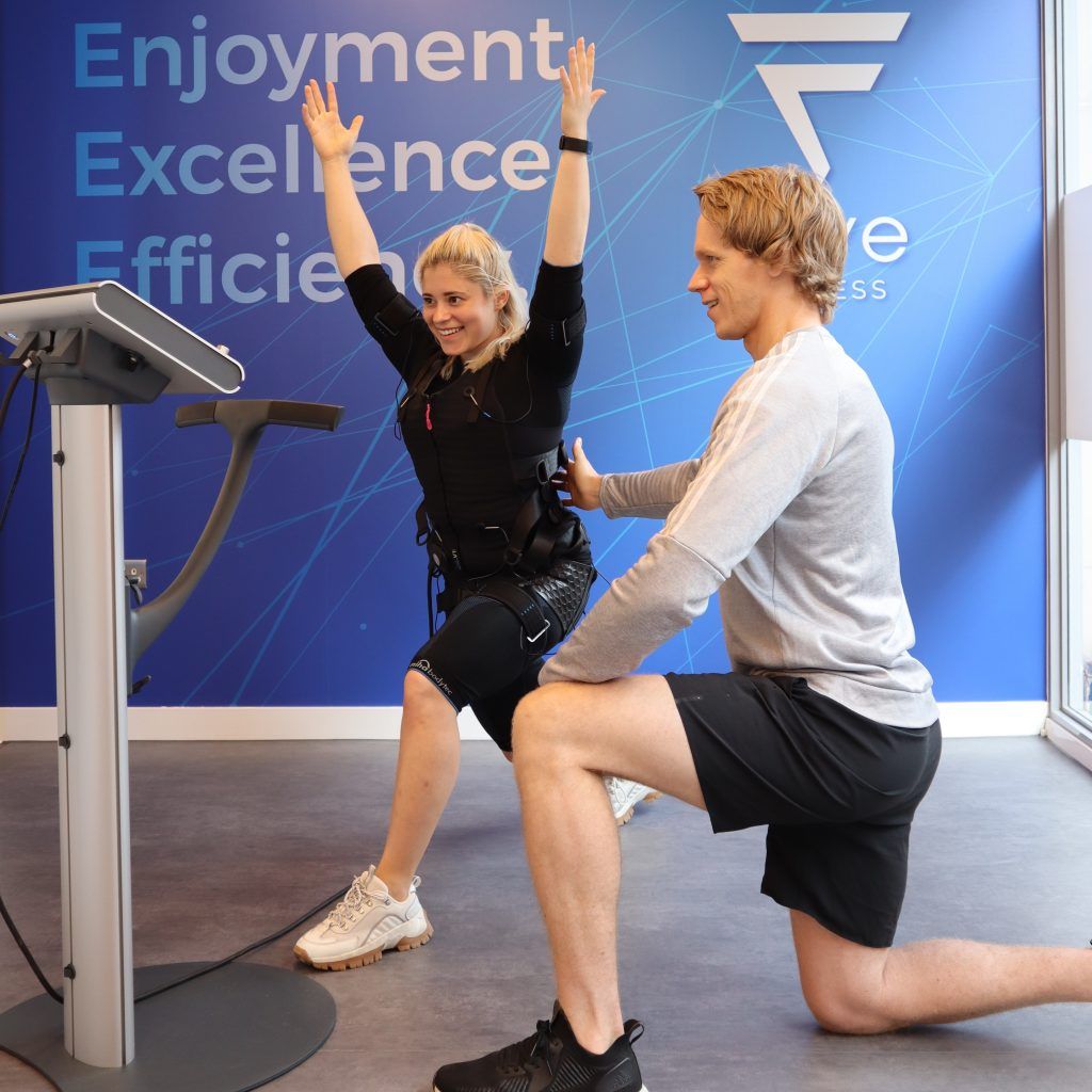 Andreea & Fraser Vive Fitness Trainers